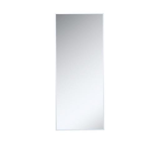 ZRCADLO, obdélníkové - barvy stříbra, Design, sklo (50/120/1cm) - Boxxx