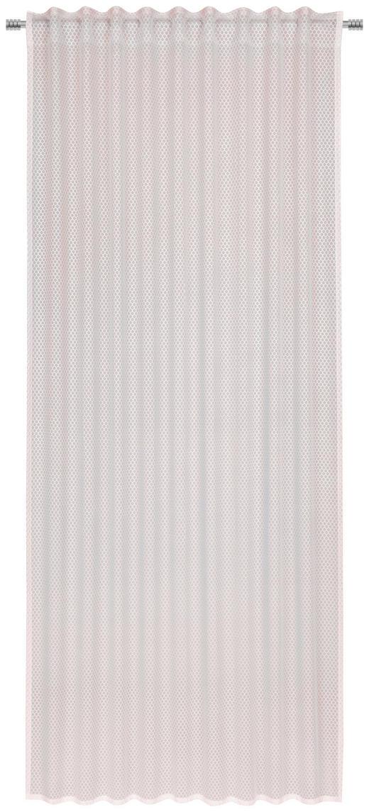 FERTIGVORHANG  transparent  140/245 cm - Naturfarben, Design, Textil (140/245cm) - Esposa