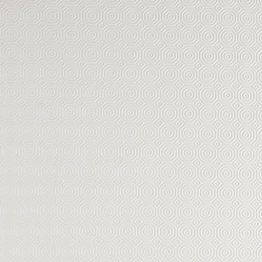 TISCHSCHONER - Weiß, Basics, Kunststoff (140cm)