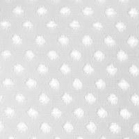 ÖSENSCHAL  halbtransparent  140/245 cm   - Weiß, Trend, Textil (140/245cm) - Esposa