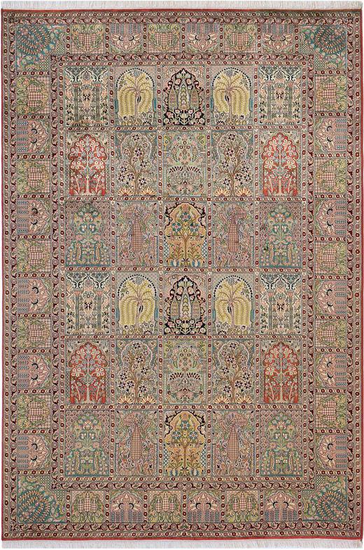 ORIENTTEPPICH  70/180 cm  Multicolor - Multicolor, Basics, Textil (70/180cm) - Esposa