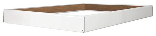 BETTRAHMEN 100/200 cm Weiß - Weiß, Design (100/200cm) - Carryhome