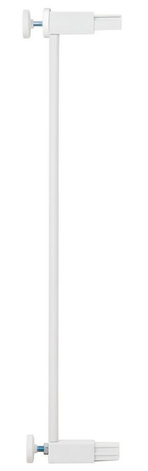 EXTENSION SÄKERHETSGRIND - vit, Basics, metall (70/7,5/3,2cm)