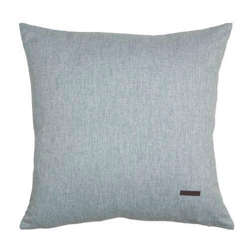 KISSENHÜLLE Grau 45/45 cm - Grau, Textil (45/45cm) - Esprit