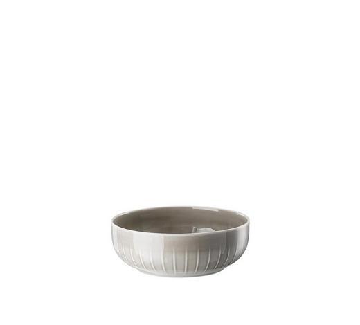 SCHALE Keramik Porzellan  - Grau, Basics, Keramik (16/6cm) - Rosenthal