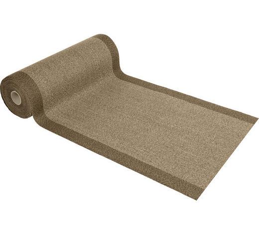 LÄUFER per  Lfm - Braun, KONVENTIONELL, Kunststoff/Textil (90cm) - Esposa