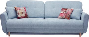 Blau Sofas Polstermobel Wohnzimmer Kollektion Hom In