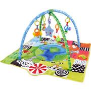 SPIELBOGEN - Multicolor, Basics, Kunststoff/Textil (105/93/57cm) - MY BABY LOU