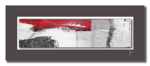 Architektur UNIKAT AUF ALUPASSEPARTOUT - Multicolor, Design (50/125cm) - Wiedemann