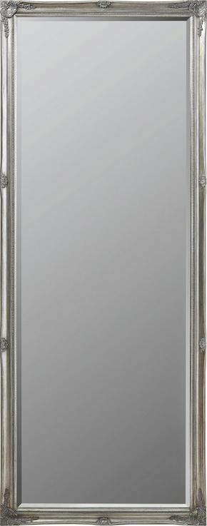 SPEGEL - silver, Lifestyle, trä/glas (50/150/3,3cm) - Landscape