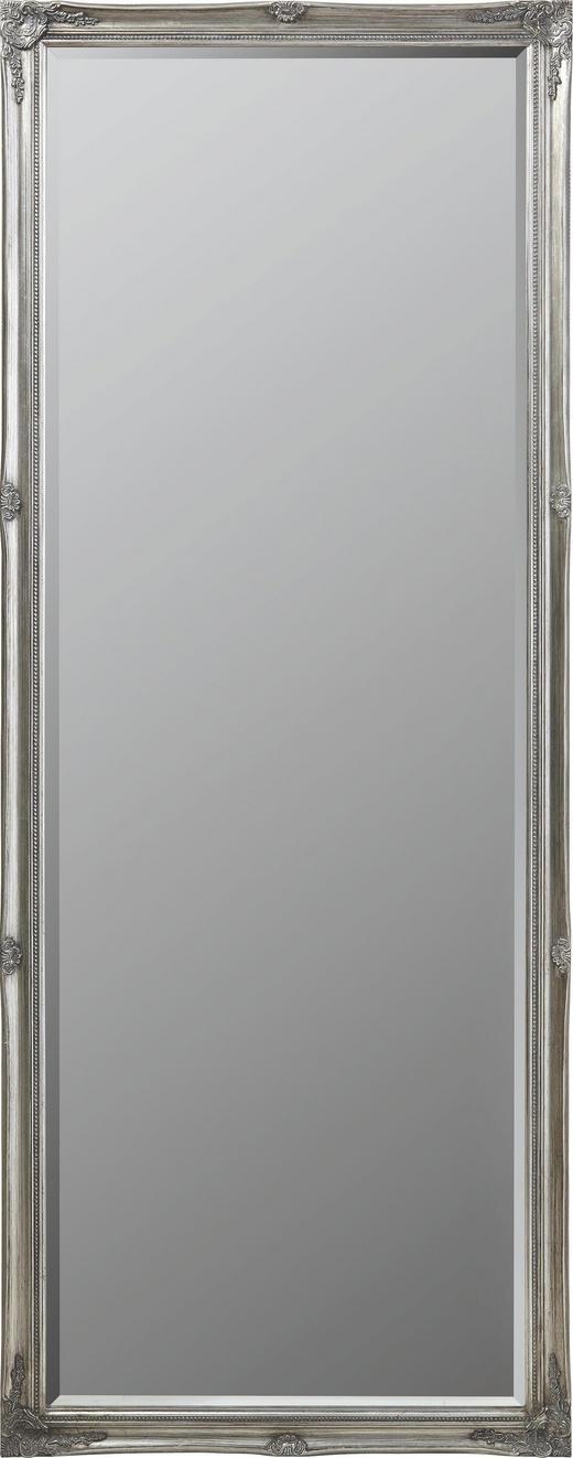 SPIEGEL - Silberfarben, LIFESTYLE, Glas/Holz (50/150/3,3cm) - Landscape