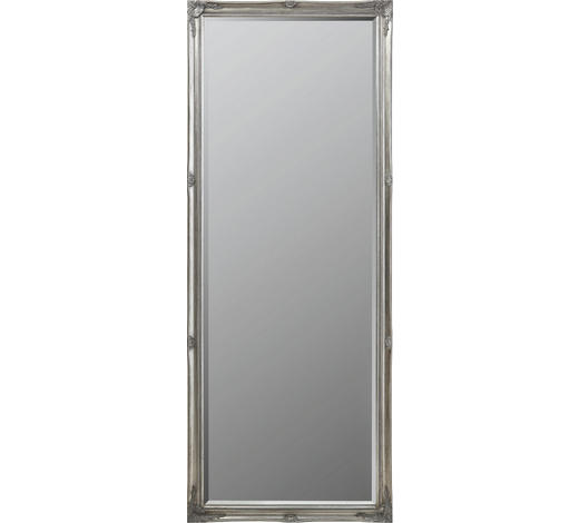 SPIEGEL 50/150/3,3 cm - Silberfarben, LIFESTYLE, Glas/Holz (50/150/3,3cm) - Landscape