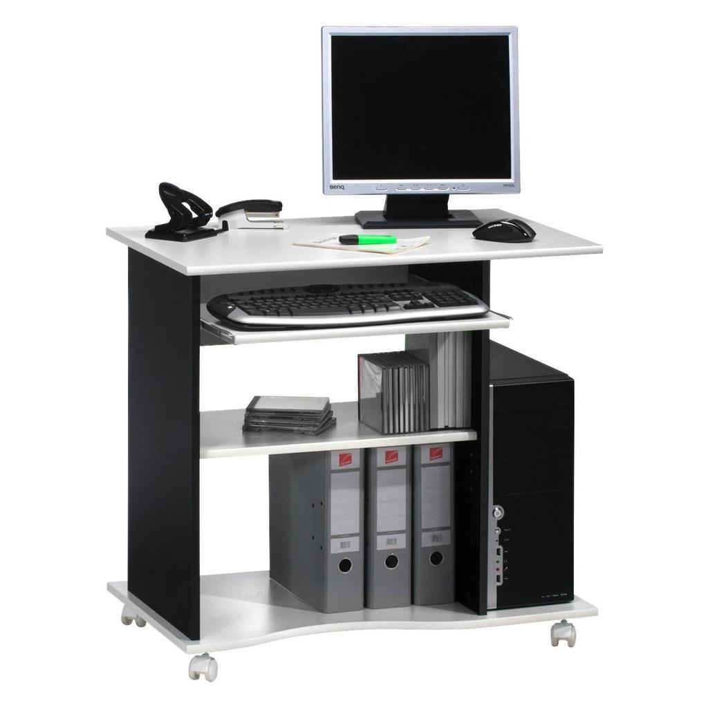 XXXL COMPUTERTISCH Weiß | Büro > Bürotische > Computertische