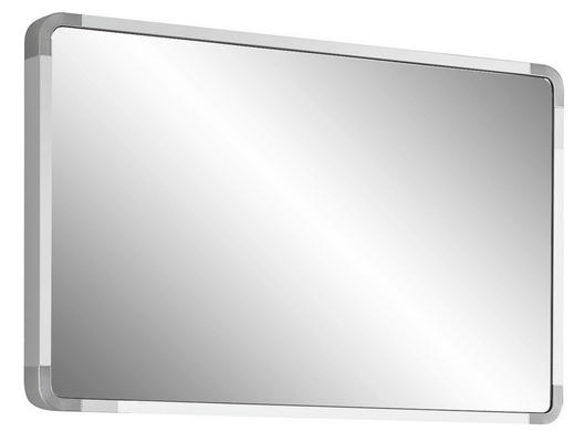 SPIEGEL Weiß - Weiß, Design, Glas/Holzwerkstoff (94/61/6cm) - Moderano