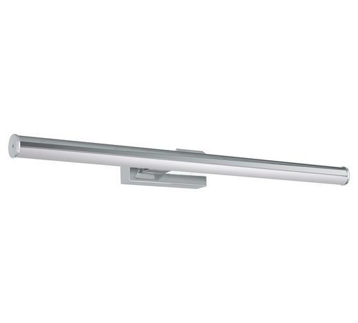 LED NÁSTĚNNÉ SVÍTIDLO - bílá/barvy chromu, Design, umělá hmota (60cm)