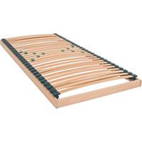 LATTENROST 80/200 cm Buche ,massiv - Buchefarben, Basics, Holz (80/200cm) - Sembella