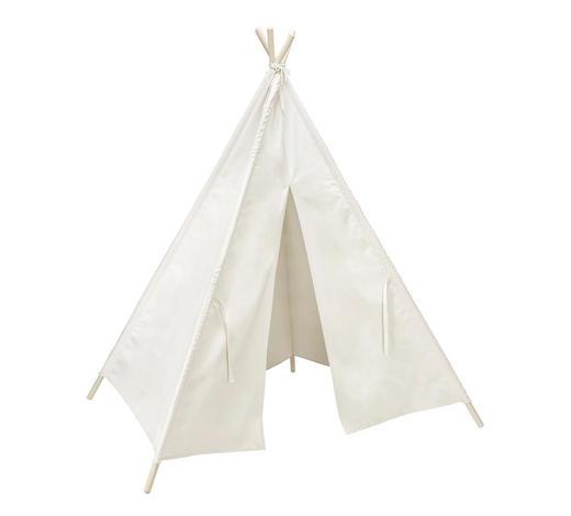 SPIELZELT - Naturfarben, Basics, Holz/Textil (100/100/150cm) - Jimmylee