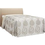 POLSTERBETT 100 cm   x 200 cm   in Textil Beige - Beige, KONVENTIONELL, Holz/Textil (100/200cm) - Ruf
