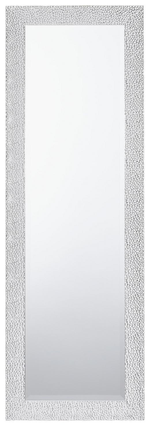 SPIEGEL Silberfarben - Silberfarben, LIFESTYLE, Glas/Kunststoff (50/150/2cm) - Carryhome