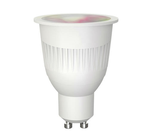 LED-LEUCHTMITTEL  GU10 6,5 W  - Weiß, Basics, Kunststoff (5/7,3cm)
