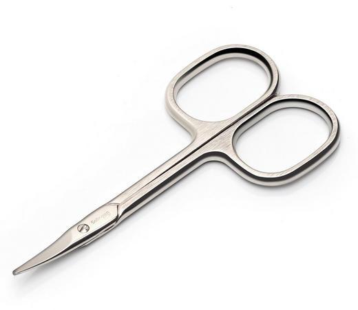Baby-Nagelschere Solingen - Edelstahlfarben, Basics, Metall (17/10/1cm) - Reer