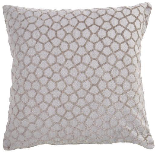 ZIERKISSEN - Grau, Design, Textil (45/45cm)