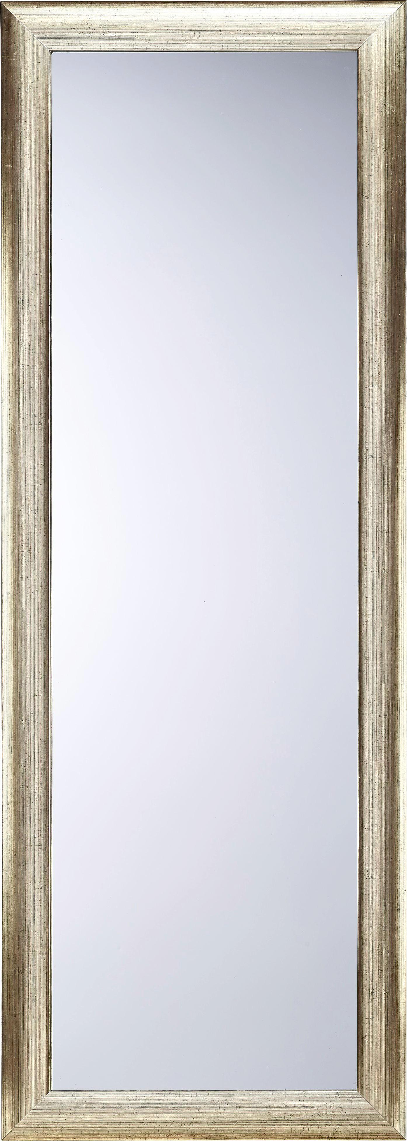 SPIEGEL - Goldfarben, LIFESTYLE, Glas/Holz (50/140/1,80cm) - LANDSCAPE