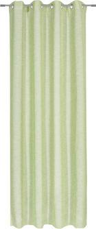 ÖSENSCHAL  halbtransparent  140/245 cm - Grün, KONVENTIONELL, Textil (140/245cm) - ESPOSA