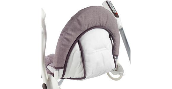 SCHAUKELWIPPE Harmony  - Beige/Weiß, Basics, Kunststoff/Textil (69/63/87cm) - My Baby Lou
