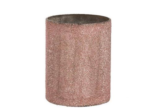 WINDLICHT - Rosa, Trend, Glas (16/21cm)