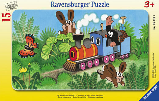 PUZZLE - Multicolor, Basics, Karton (29,6/18,9/0,7cm) - Ravensburger