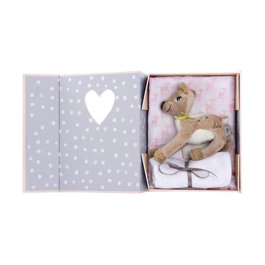 Geschenkset 3 teilig - Pink, Basics, Textil (21/16/6cm) - Lässig