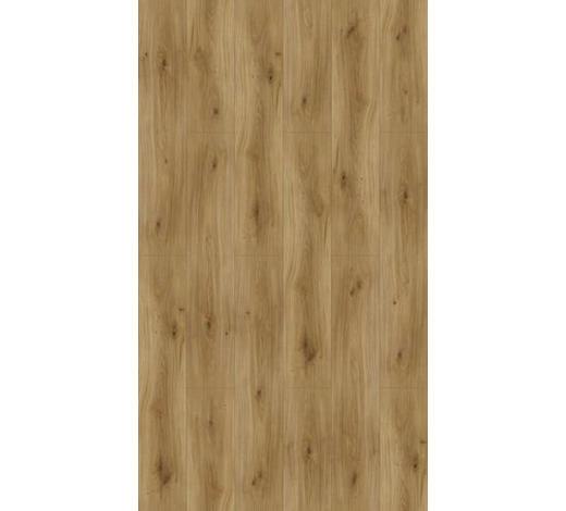 LAMINATBODEN Braun, Gelb, Eichefarben, Hellbraun  per  m² - Hellbraun/Eichefarben, KONVENTIONELL, Holzwerkstoff (128,5/24,3/0,8cm) - Parador