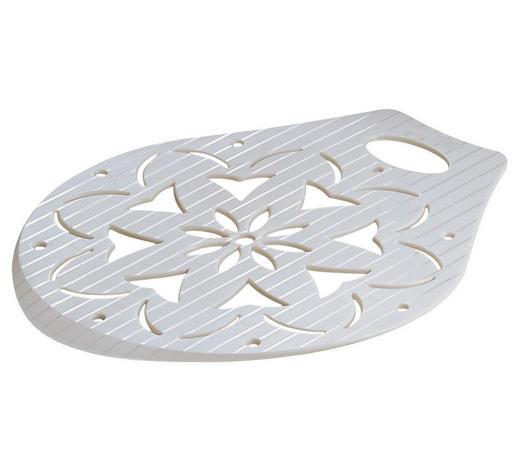 KUCHENSCHABLONE - Weiß, Basics, Kunststoff (25cm) - Kaiser