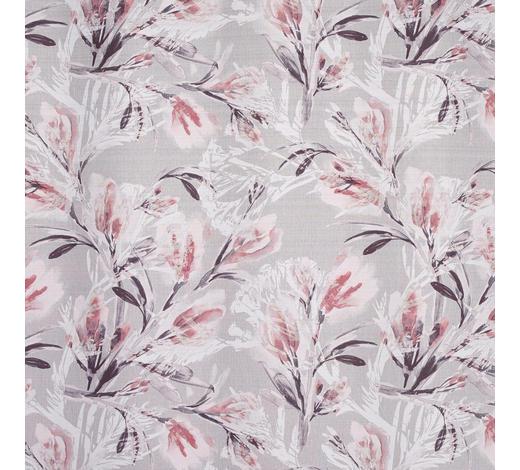 DEKOSTOFF per lfm blickdicht - Dunkelgrau/Hellgrau, KONVENTIONELL, Textil (150cm) - Esposa