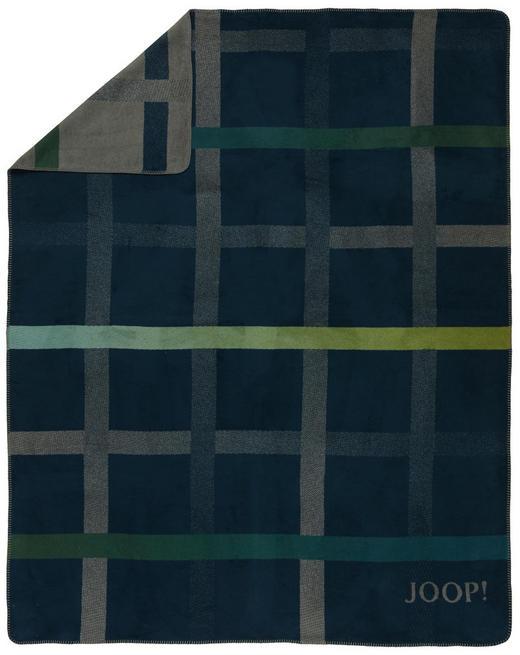 DECKE - Petrol/Graphitfarben, Design, Textil (78/51/5cm)