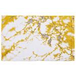BADEMATTE  Gelb  60/100 cm     - Gelb, Design, Kunststoff/Textil (60/100cm) - Ambiente