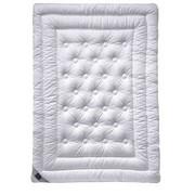 GANZJAHRESDECKE 135-140/200 cm - Weiß, Basics, Textil (135-140/200cm) - Billerbeck