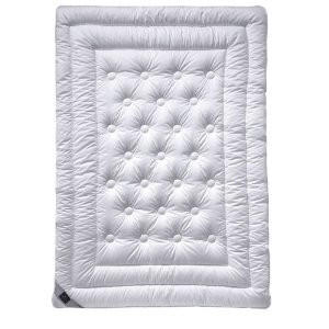 PŘIKRÝVKA CELOROČNÍ - bílá, Basics, textil (135-140/200cm) - Billerbeck