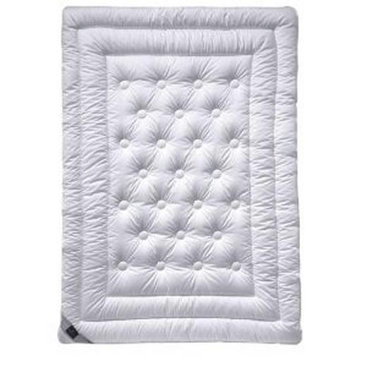 PŘIKRÝVKA CELOROČNÍ - bílá, Basics, textilie (135-140/200cm) - Billerbeck