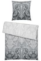 POSTELJINA - boje srebra, Konvencionalno, tekstil (135/200cm) - ESPOSA