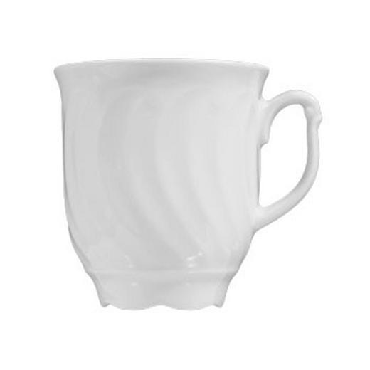 KAFFEEBECHER - Weiß, Basics (0.25l) - Seltmann Weiden
