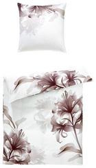 POSTELJINA - siva, Konvencionalno, tekstil (135/200cm) - ESPOSA