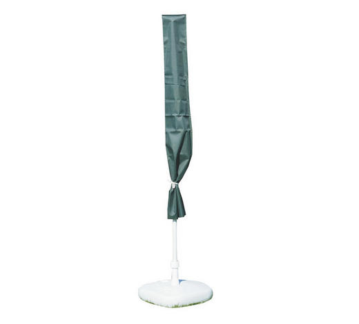 SCHIRMHÜLLE - Grau, Basics, Textil (28/200cm) - Ambia Garden