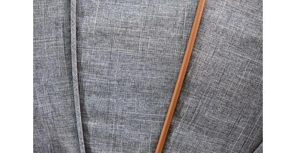 BUGGY ROM - Blau/Silberfarben, Basics, Textil/Metall (51,2/102cm) - MY BABY LOU