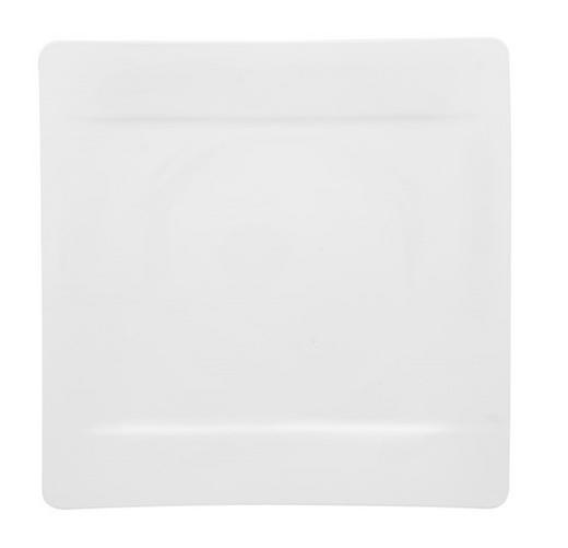 TELLER Bone China - Weiß, Basics (35/35cm) - VILLEROY & BOCH