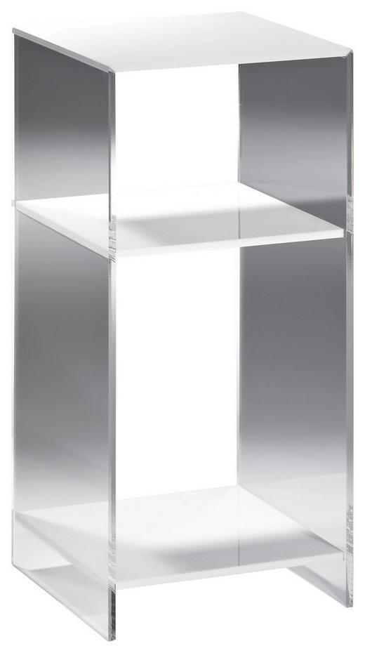 KONSOLE Klar - Klar, Design, Kunststoff (25/65/25cm)