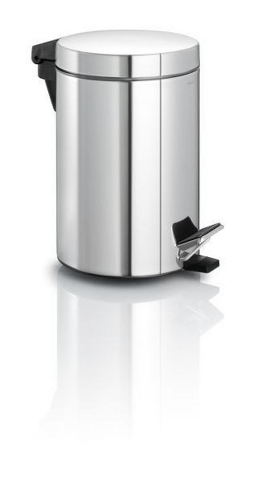 TRETEIMER - Basics, Kunststoff/Metall (17,5/25cm) - Blomus