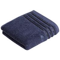 HANDTUCH 50/100 cm - Aubergine, Design, Textil (50/100cm) - Vossen