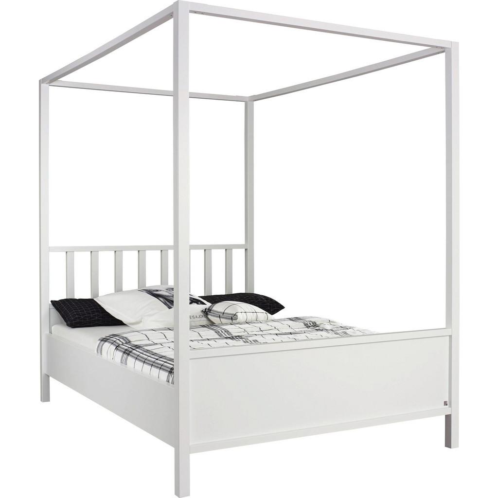 CARRYHOME HIMMELBETT 180/200 cm, Weiß bei XXXL Einrichtungshäuser - Shop